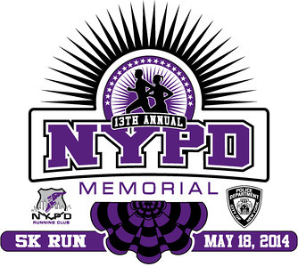 13th Annual NYPD Memorial Run
