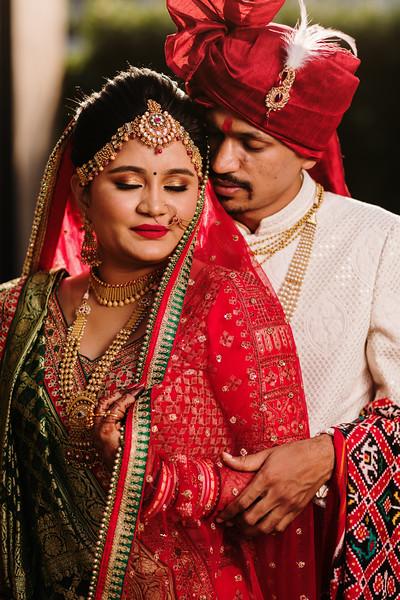 Mayur + Shivangi Wedding