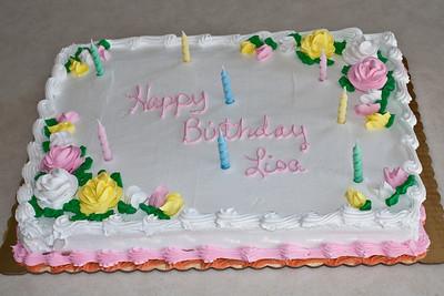 Lisa's Birthday 2013