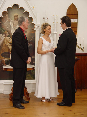 Chapel Couples 2003