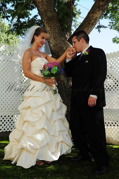 AUBREY AND HENRY'S WEDDING