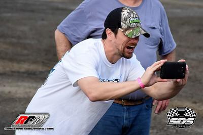 Grandview Speedway - 5/4/19 - Steve Sabo (SDS)