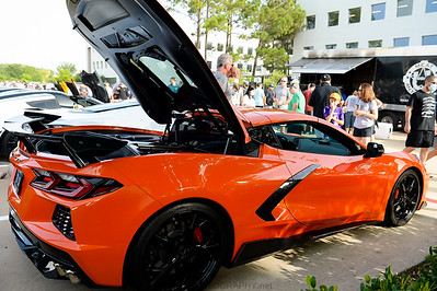 Cars & Coffee Auto Show Meet Up in Southlake, TX