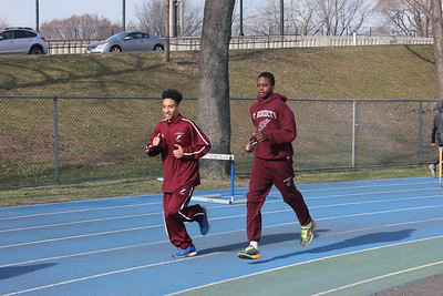 Outdoor Track - St. Dominic Invitational