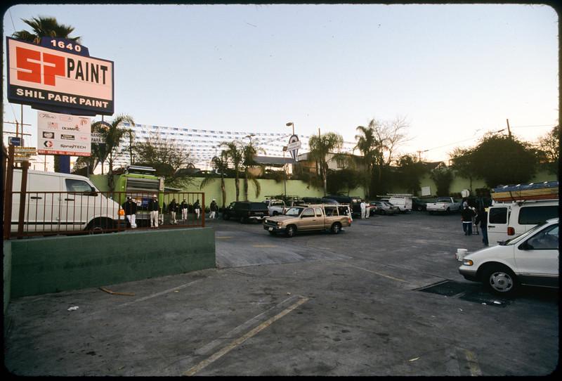 Shilpark Paint Company, Los Angeles, 2004