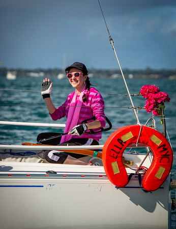 WMYC Ladies skippers Race 2019