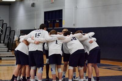 OE Boys Varsity Volleyball Vs Waubonsie Valley 2018