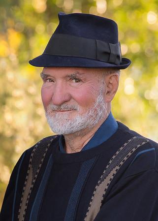 Papa image for obituary