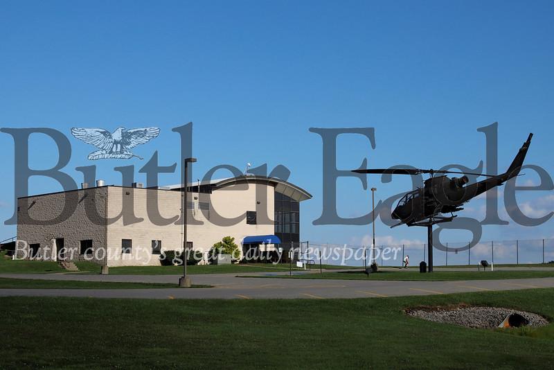 Butler County Airport. Seb Foltz/Butler Eagle