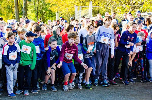 Ciorsdan Conran 2018 - Older Kids race