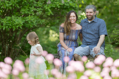 Freeman Family Portraits- Kenny Jenna Stella Baby Girl Daughter One Year Scenic New England Spring Portraits Nature Natural Flowers Trees Grass Green Happy Candid Mom Dad Mother Father Westfield Ma Photo Studio Massachusetts Mass Grandmothers Garden Holyo