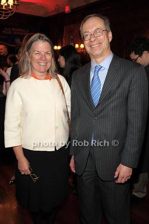 Catherine Flickinger, Leonard Aubrey photo by Rob Rich/SocietyAllure.com © 2014 robwayne1@aol.com 516-676-3939