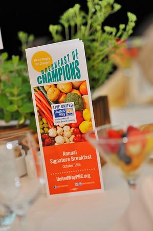 Breakfast of Champions 10.19.16