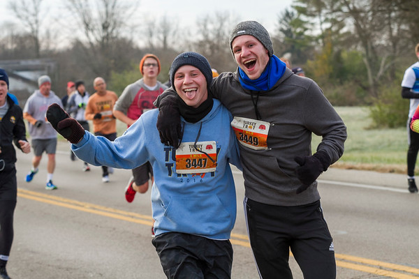 ORRRC Turkey Trot - November 24, 2017