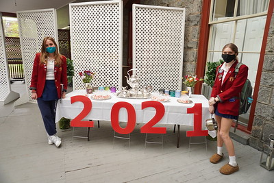 Senior Tea 2021