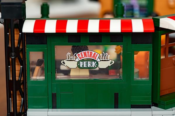 Central Perk Lego