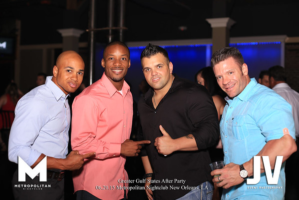 Greater Gulf States After Party 06.20.15