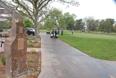 Graze Kinard Birthday Golf Classic at Sims Park Sun April 27, 2014