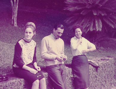 Ana Maria maduresa no RJ (1962)