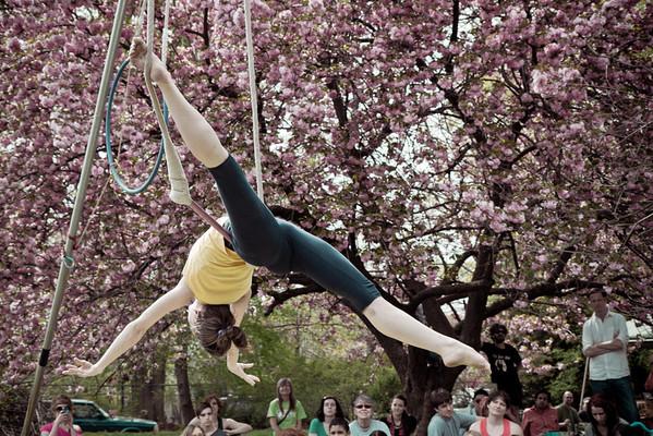 Tiny Circus April 2012