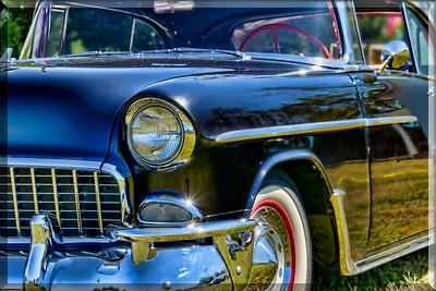 Lone Star Customs Heritage Days Car Show