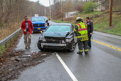 4-27-18 MVA With Injuries, Route 9, Photos By Bob Rimm,  Photos By Bob Rimm