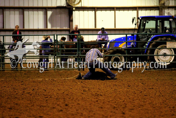 DOUBLE MUGGING/TIEDOWN