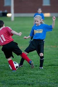 2011 HF vs St Marys 3-4th Soccer