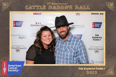 American Cancer Society Cattlebaron's Ball 2019