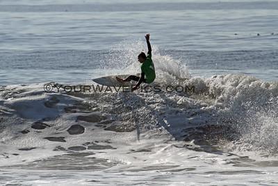 Sunset Surfing League 2010 Allstars - FVHS  12/08/10