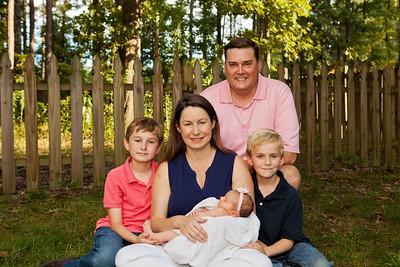 Eveland Family 2018