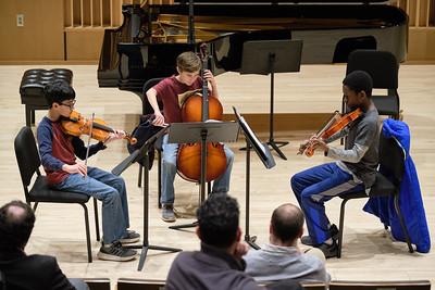 SBYSO Master Class-Euclid Quartet