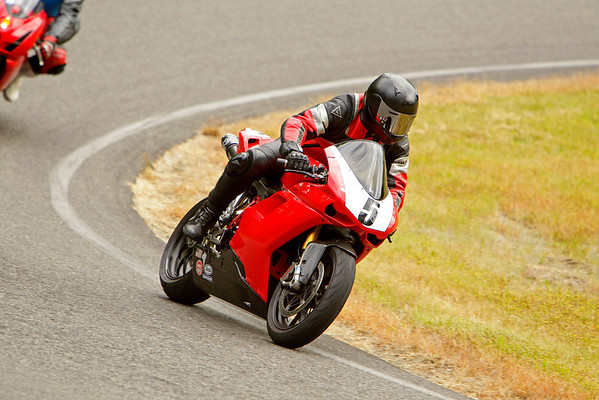 5 - Red Black Ducati