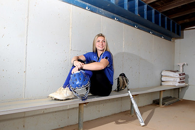 Katie Keller, Softball Player of the Year