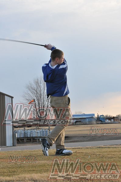 Remsen  St Mary's vs South O'Brien 4/7/2014