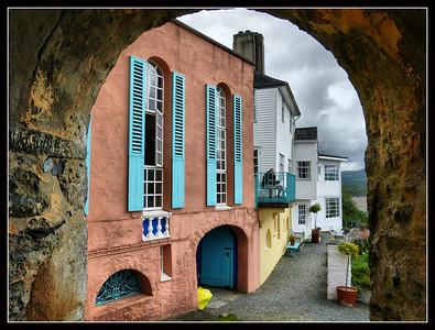 Portmeirion (Wales)