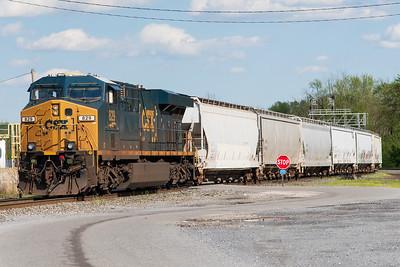 B709 Brunswick, MD to Various