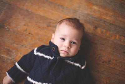 Gavin - 3 Months