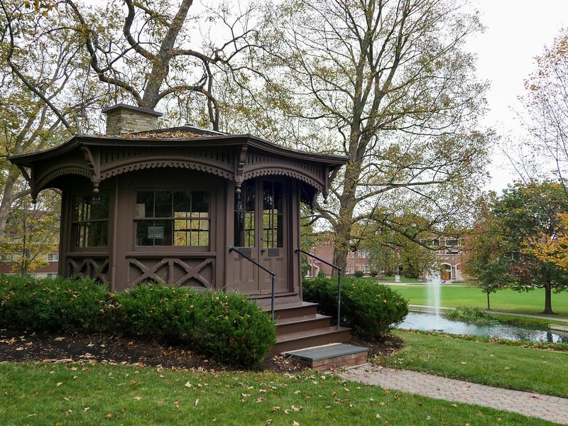 Mark Twain's Study in Elmira, New York
