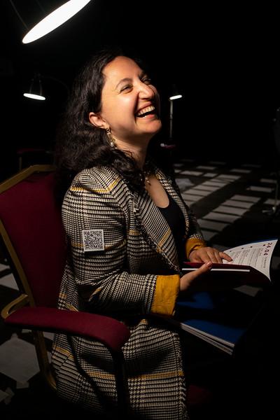 Tetris Theatreparty by Goethe Institut. Saint Petersburg, 2021.