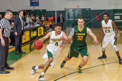 Men's BBall vs Clarkson 11-22-16