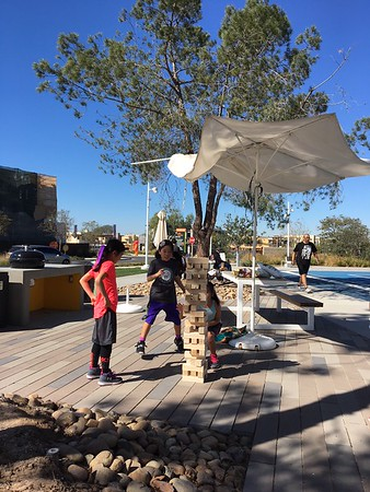 Community BBQ (Parasol Park)