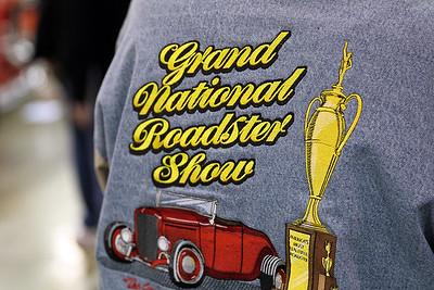 Pomona Grand National Roadster Show  2016