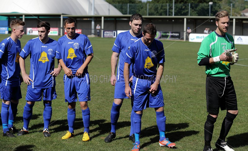 CHIPPENHAM TOWN V AFC TOTTON MATCH PICTURES