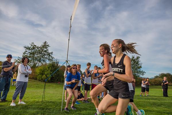 2017 Kennett Middle School Cross Country Home Meet