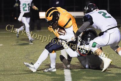 2014 Clarkston Varsity Football vs. Lapeer