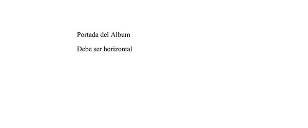 1. Album Rogelio y Fredzie