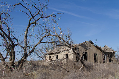Texas Panhandle, Part 8 - Old Buildings