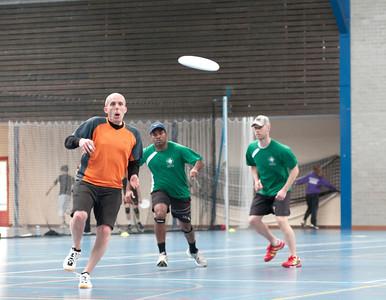 Indoorcompetitie 04 maart 2012