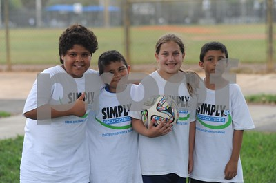 Simply Soccer Spring Break 2015